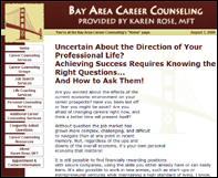 Bay Area Career Counseling